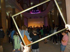 Salle La Chapelle (espace vidéos )