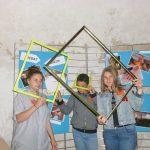 Photos des projets du collège de Montaigu