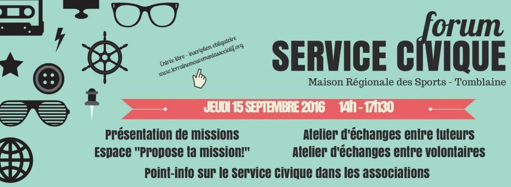 Forum Service Civique Bandeau VF