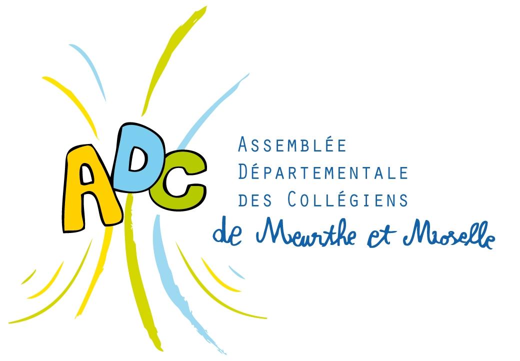 Assemblée Départemental des collégiens de Meurthe-et-Moselle ADC Ligue de l'Enseignement Conseil Départemental de Meurthe-et-Moselle